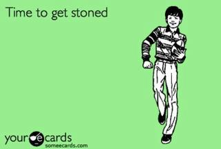 Time to get stoned