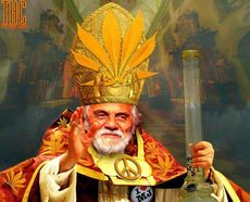 chong the pope