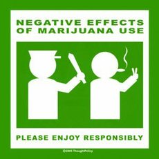 Negative effects of marijuana use