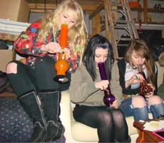 bong party